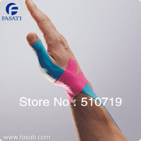 100pc kinesiology tape precut y shape kinesio tape kinesi tex tape 5cm*28cm kinee fast delivery good quality CE ISO certificeted