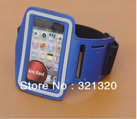 Sport Solf Belt  ArmBand leather Case for apple iphone 5 5g, can mix colors,2pcs/lot free shipping