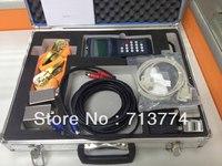 Handheld Ultrasonic  Flow Meter with M1 Type Transducer Free Shipping Flowmeter