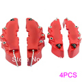 4pcs Universal Car Auto Brembo Style Disc Brake Caliper Covers Front And Rear RD Free Shipping