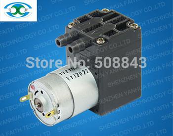 7l/min pumping rate ,mini air pump 12V, brush miniature pump 12V
