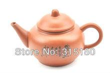On Sale Purple Clay Tea Set Purple Grit Tea Pot Tea Cups Violet Arenaceous Gift Suit