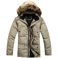 Free shipping Men's down jacket fashion mens jacket 9892-F240