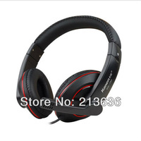 Free Shipping No MOQ Kanen KM-780 Stereo PC Game Headphone With Microphone & Volume Control