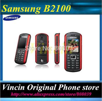 unlocked original Samsung B2100 mobile cell phone Hot sale Refurbished