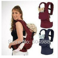 Free shipping Quality Baby carrier/ Baby Sling 100% cotton batting for body carrier