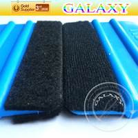 wholesale  7.3x10cm best selling  high quality softest car squeegee sale with felt car wrap paste tools PT-A9