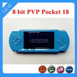 4pcs/lot freeshiping 8bit tv game player PVP POCKET6(China (Mainland))