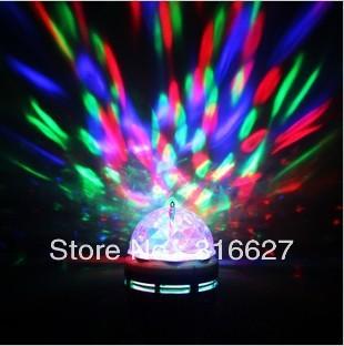 20 pcs LED Christmas lighting,christmas gift colourful cloudy led stage ligthing E27