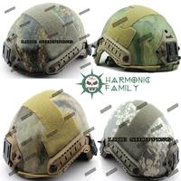 Tactical Ballistic game Helmet for four color choose
