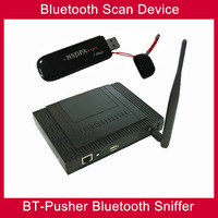 BT-Pusher bluetooth scan device(bluetooth sniffer) for collecting your customer info with 3G upload ability