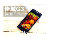"HK Free ship JIAYU G3 MTK6577 Dual Core 4.5"" HD 1280x720p IPS screen 2MP+8MP Dual Camera Android 4.0"