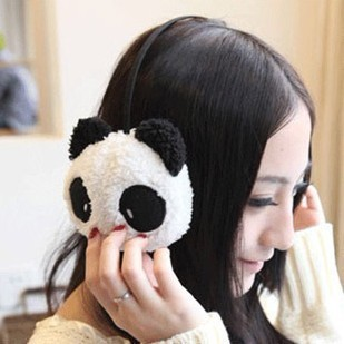 Min. order $15, Mix order animal earmuffs rabbit plush ear protector(China (Mainland))
