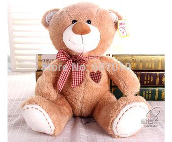 2014 fashion Teddy Christmas gift Stuffed animal plush doll Children's friends TED bear 20CM
