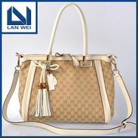2014 Hot Sale Bolsas Women Handbag Bolsa Euramerican Style Brand High Quality Cowhide with Handbag Leisure Shoulder Bag Inclined