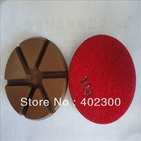 Terrazzo floor diamond grinding pads 2013