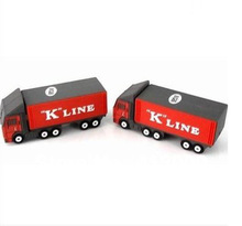 truck usb flash drive promotion