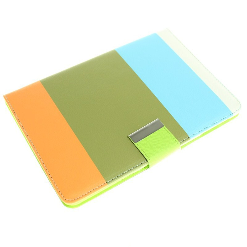 New for ipad mini three color support protection shell! Have multiple ID card slot! Many colors make your life colorful colorful(China (Mainland))