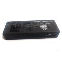 MK808B Android 4.1 Jelly Bean Mini PC RK3066 A9 Dual Core Stick TV Box  Dongle UG802 III RAM 1GB ROM 8GB HDMI 1080P