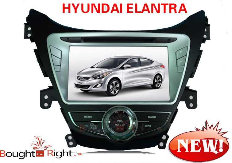 Special Hyundai ElAntra/Avante 2012 car dvd with gps navigation,bluetooth,rearview camera +4G SD card and free shipping(China (Mainland))