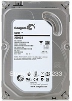 Seagate 2TB ST2000VX000 7200Rpm 64M SATA 6Gb/s Supervision Level New Hard Drives