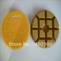 Diamond pads for granite stone