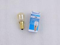 50PCS/CARTON, WSDCN BRAND, E14/T25/25W 220-240V OVEN BULB, OVEN LAMP, HEAT RESISTANCE BULB, 300'C