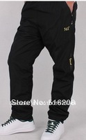 Free shipping 2012 new Autumn men fashin leisure sports trousers Size:XL XXL XXXL XXXXL brand sports pants 750
