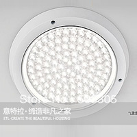 Hotsales Modern Aluminum material white or warm white 8W LED ceiling Lamp For kitchen, bath Room, etc ETL8200