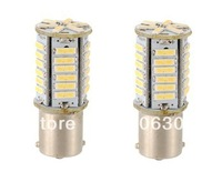 Free shipping + Car 7015 S25 1156 36-LED Light Bulb (White)