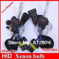 Free Shipping!! Xenon Single bulb 9006/HB4 AC 4300K,5000K,600K,8000K,12000K...3000K best quality 12month warranty time