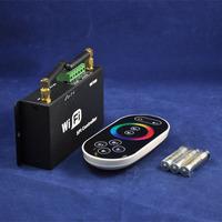 LED DC5-24V wifi SPI controller + RF remote control for dream color led strip light SMD 5050