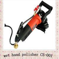Grinder wet polisher