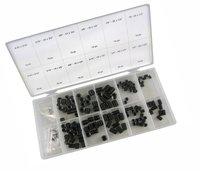 Free Shipping 160pc Metric Grub Screw Kit