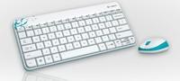 Free Shipping!Brand Logitech White color Wireless Keyboard + Mice Combos K240 3Years Warranty Energy Saving