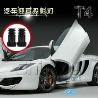 T4 7W Any Car Logo Light 3D Ghost Shadow Light/ Doors Welcome Light/ LED Laser Lamp CREE LED CHIP