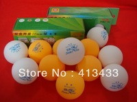 Free shipping-china 30X double fish 2star Table Tennis balls wholesale pingpongballNEW