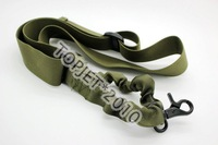 Viper Single Point Tactical Bungee Sling Airsoft Police Rifle Gun Weapon Strap