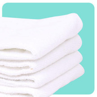 5 Pcs Baby Toddler Infant Liners Inserts for Cloth Nappy Microfiber 3 Layers