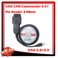 VAG CAN Commander 5.5+ Pin Reader 3.9 FREE SHIPPING