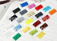 Free Shipping  Enlighten Bricks 500pcs/lot DIY Toys Building Blocks Color Assorted