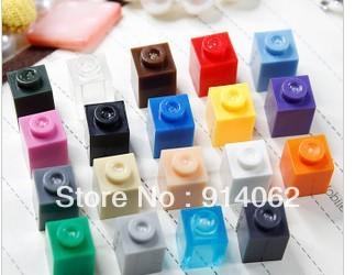 New arrivals free shipping Educational tos enlighten bricks 300pcs/lot plasticbuilding blocks  toys