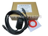 USB-SC09-FX PLC Programming Cable for Mitsubishi MELSEC SC-09 SC09 FX