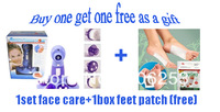 buy one get one free as gift (1set power face pore cleanner+10pcs detox foot patches) patches free for you