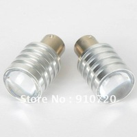 Mail Free + 2PCs G0048 CREE R5 Car Bulb 7W 12-24V 450 Lm 8000K LED White Light