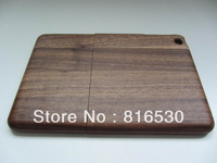 Fashionable wooden case for ipad