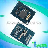 C610dn Laser printer cartridge chips for OKI C610 toner reset chip good quality China supplier