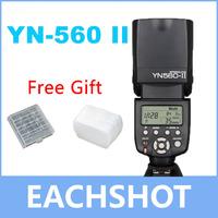 Yongnuo YN-560 II for Nikon, YN560II YN 560 II Flash Speedlight D70 D80 D300 D700 D90 D300s D7000 D800 D800e Free Shipping