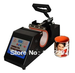 CHEAP Digital Mug Sublimation Machine Or New Digital Mug/Cup Printing Machine High Quality And Fast Shipping Mug Printer/Hot(China (Mainland))