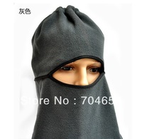 Thermal Fleece Balaclavas CS Hat Headgear Winter Skiing Ear Windproof Warm Face Mask, winter riding head mask grab Wind Caps